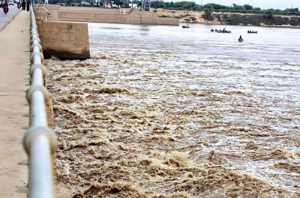 Over 50 villages inundated, scores evacuated