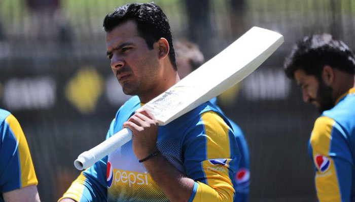 Sharjeel admits role in spot-fixing scandal