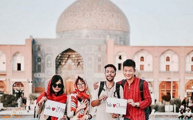 Tehran has its eye on visitors from China