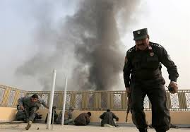 Three police, five militants killed in clashes in eastern Afghan province