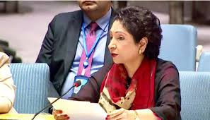 Maleeha Lodhi urges UN chief for urgent steps on Kashmir situation