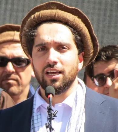 Son of famed Afghan resistance fighter launches new
