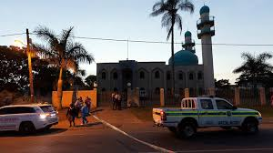 Two mosques attacked within a week in South Africa