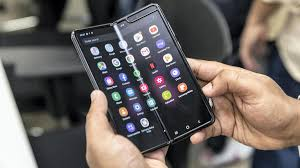 Samsung takes pre-orders for foldable phone
