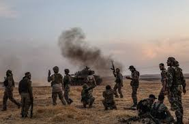 Turkey suspends Syria offensive, will end assault if Kurdish forces withdraw
