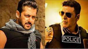 Akshay Kumar and Salman Khan to lock horns at the box-office