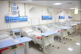 74 beds allocated for Tran's community in Govt Hospitals