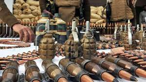 Forces recover big cache of ammunition from Orakzai