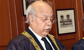 Justice Gulzar Ahmed takes charge as new CJP
