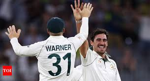 Starc dominates for Australia as New Zealand crumble