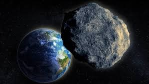 Asteroid twice the size of Big Ben skims past Earth