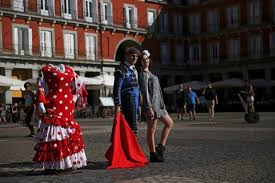 Spain's Tourist arrivals hit record high