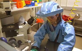 Biosecurity in question at US germ labs