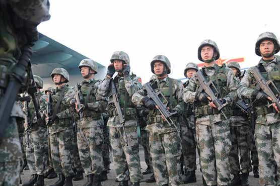India reeling as 5000 more Chinese troops deployed on Ladakh, Sikkim  borders - The Frontier Post