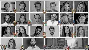 Covid-19 Celebs praise doctors, other heroes in rendition of 'Yeh Watan Tumhara Hai'