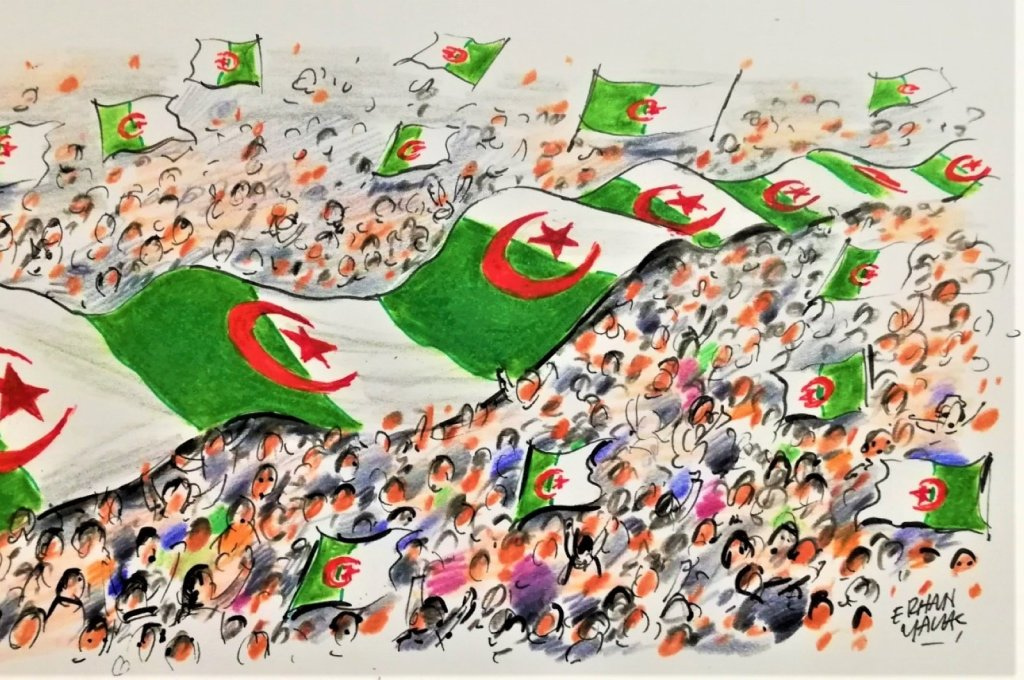 Algeria's power shuffle and peaceful political transition