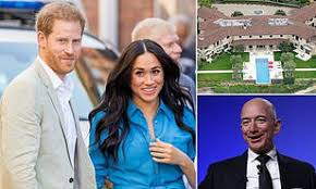 Harry and Meghan hire Jeff Bezos, Madonna's security firm for $8,600 per day