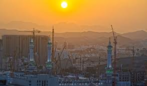 Makkah's historical mountains hold stories of past and present