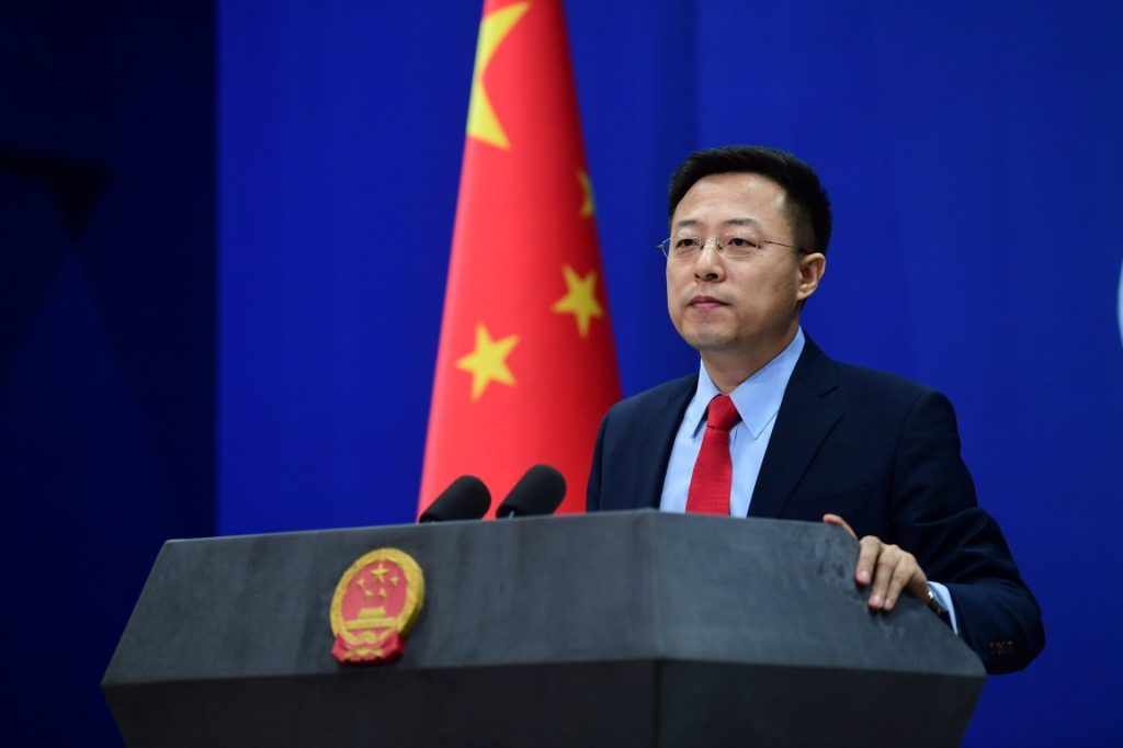 China asks India to jointly
