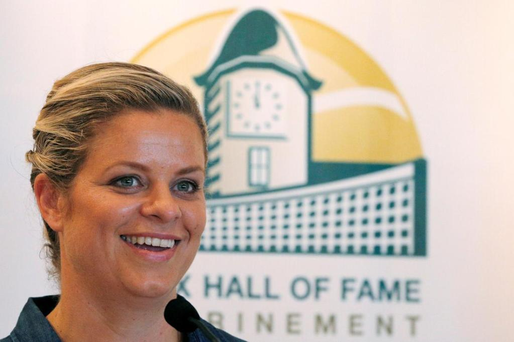 Clijsters ready to keep comeback rolling