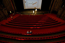 Scaled-down Czech film festival opens in empty auditorium