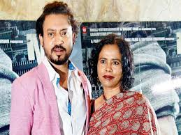 Sutapa Sikdar remembers husband Irrfan Khan with a heartwarming picture