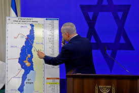 West-Bank annexation -