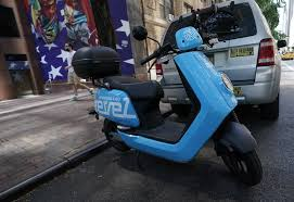 Amid pandemic, mopeds have a moment in car-loving US
