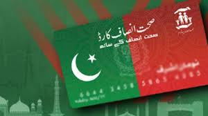 Health services under Insaf Card