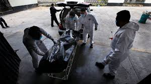 Mexico reports third-highest coronavirus death rate globally