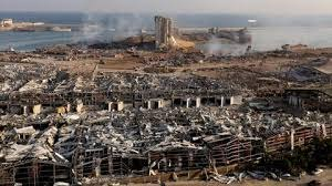 Whatever the immediate cause, the reason for the deadly explosion in Beirut is criminal neglect and a rotten system built and maintained by the countr