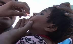 Five-day anti-polio campaign begins across country