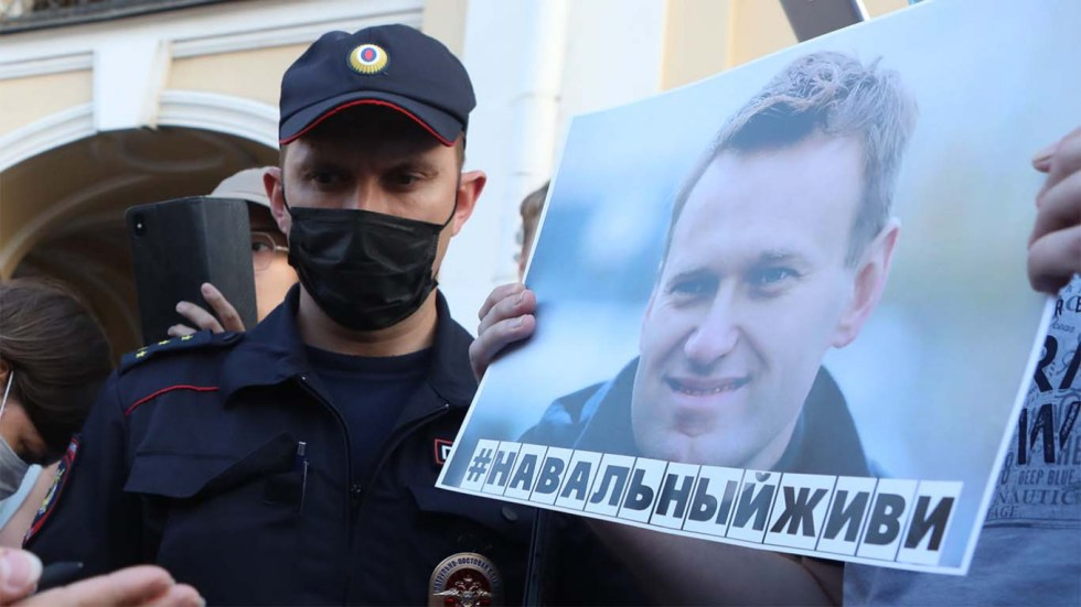 The West Is Outraged By Navalny's Novichok Poisonin