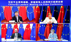 Vital China-EU cooperation enters new age