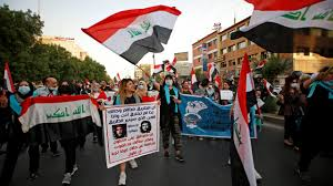 Renewed calls for demonstrations on Oct 25 in Iraq come with hurdle