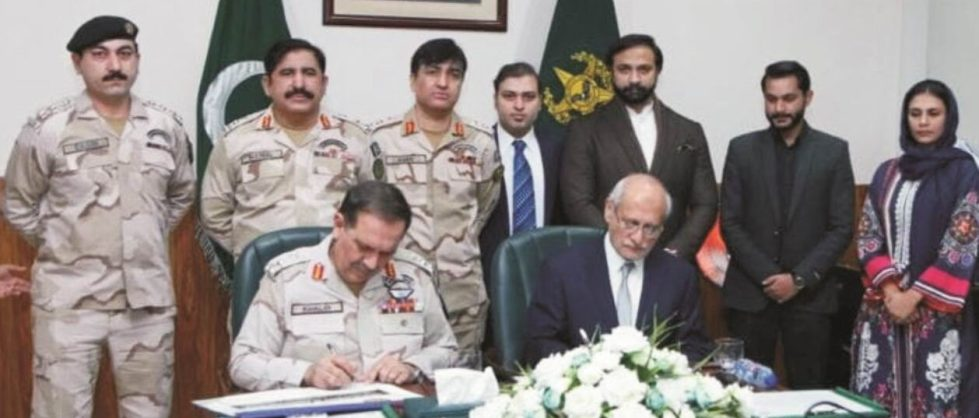 ANF sign MoU with group of colleges