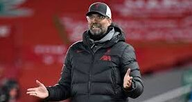 Klopp says Liverpool don't have enough players to rotate