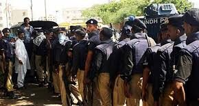 Sindh Police reports 25 new COVID-19 patients in 3 days