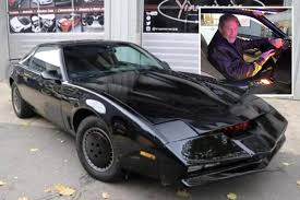 David Hasselhoff's fully functional KITT car from Knight Rider to be auctioned off