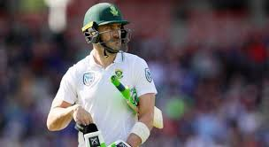 Du Plessis looking forward to his first Test on Pakistani soil