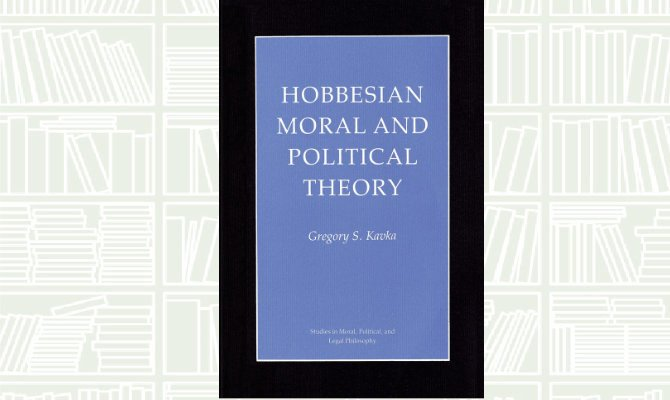 Hobbesian Moral and Political