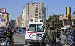 IS terror group claims responsibility for twin suicide blasts in Baghdad