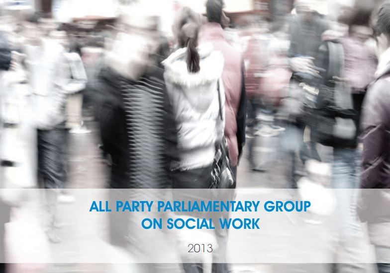 APPG – Inquiry into the State of Social Work report