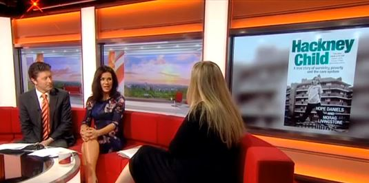 BBC Breakfast – Saved by the care system