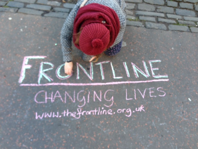 How working for Frontline helped me secure a graduate job