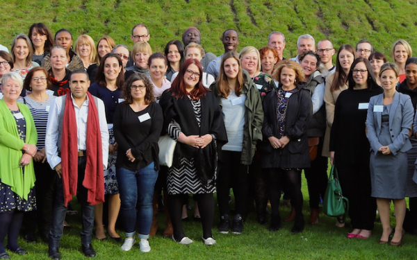 'Leadership programme reignited my passion for social work'