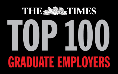 Frontline rises to 28 in The Times Top 100 list of graduate employers