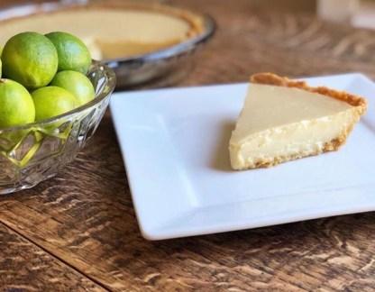 Darden's Delights' Key Lime Pie