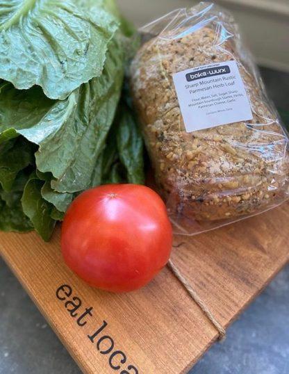 Photo of Parmesan Herb Loaf