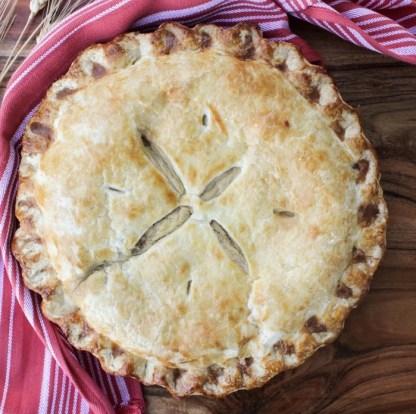 Rosemary Chicken Pot Pie